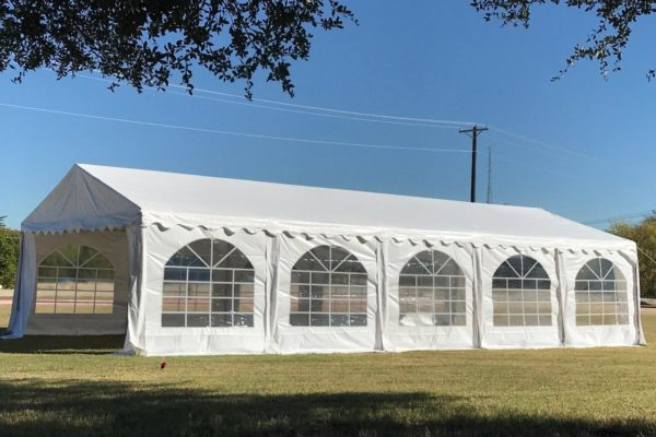 industrial frame tent